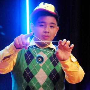 Joshua's photo from Talentadong Pinoy