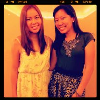 All smiles with Sitti
