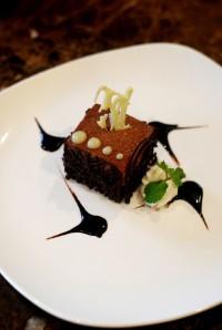 Gianduja Truffle Mousse Cakes