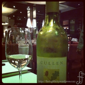 Cullen White Wine