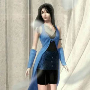 That's her! Rinoa Heartilly