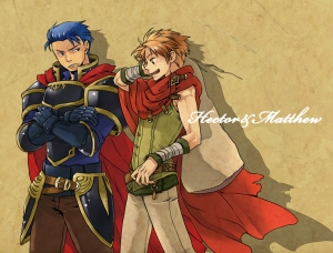 hector and matthew