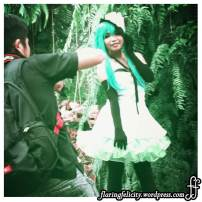 Cosplay gives you that instant celebrity feeling! When you walk around wearing your costume, photographers will surely follow you around.