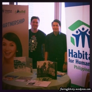 Habitat for Humanity is the Corporate Social Responsibility partner of Foodparks. Inquire how you can volunteer and help build housed for the Filipino families they help.