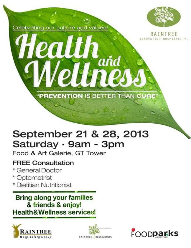 fp health and wellness fair