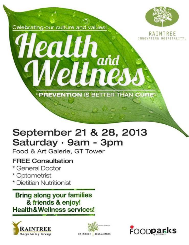 fp health and wellness fair
