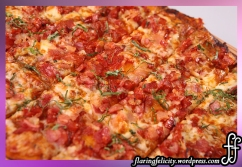 Salbacho Pizza