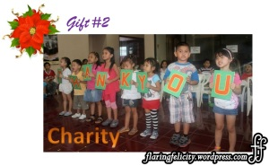 Gift 2 charity