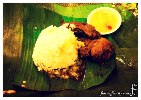 Nid's Chicken Adobo