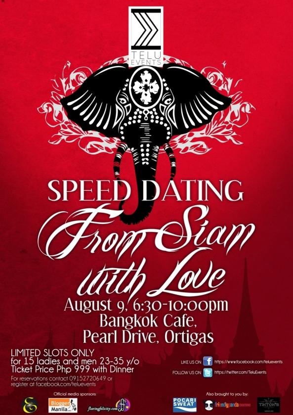 bangkok speed dating