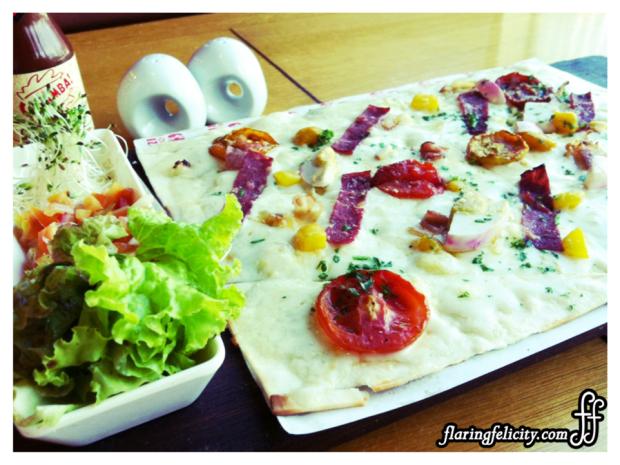 Uncle Cheffy's Pizza 2