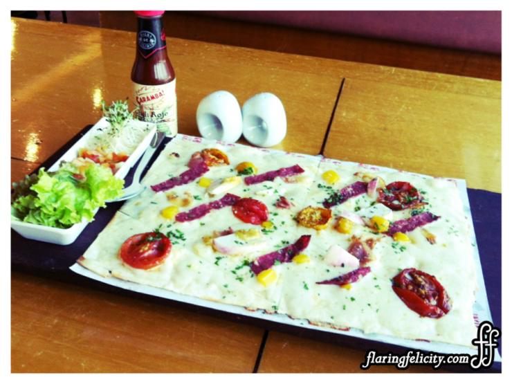Uncle Cheffy's Pizza