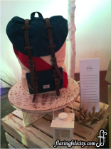 Herschel Well Travelled Manila 3