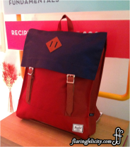 Herschel Well Travelled Manila 7