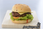Wham Burger with Cheese Php129