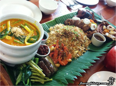 Magtagumpay platter: all your favorite dishes for sharing!